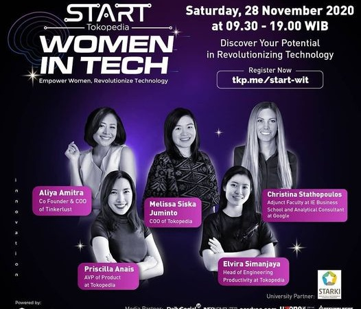Webinar: Women in Tech