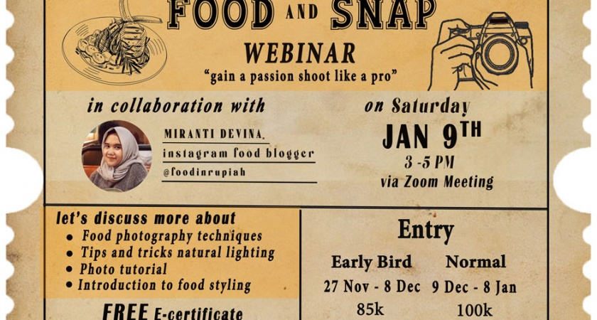 FOOD AND SNAP WEBINAR