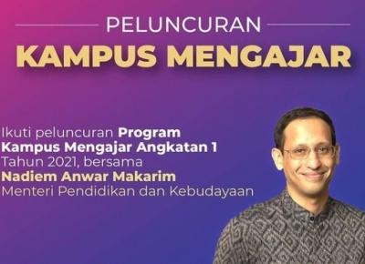 Peluncuran Proram Kampus Mengajar