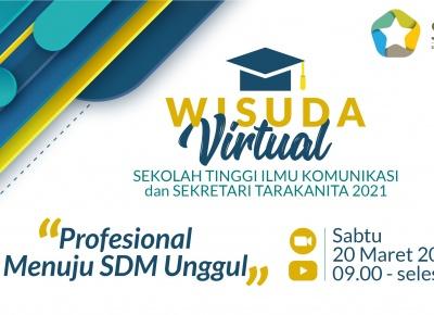 "Wisuda Virtual Starki – ""Profesional Menuju SDM Unggul"""