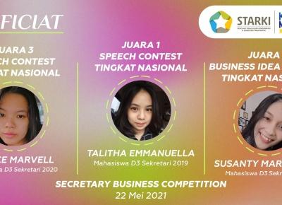 3 Mahasiswa Menjuarai Kompetisi Tingkat Nasional